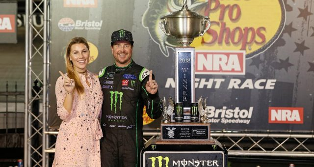 Kurt Busch's Wife Ashley Busch