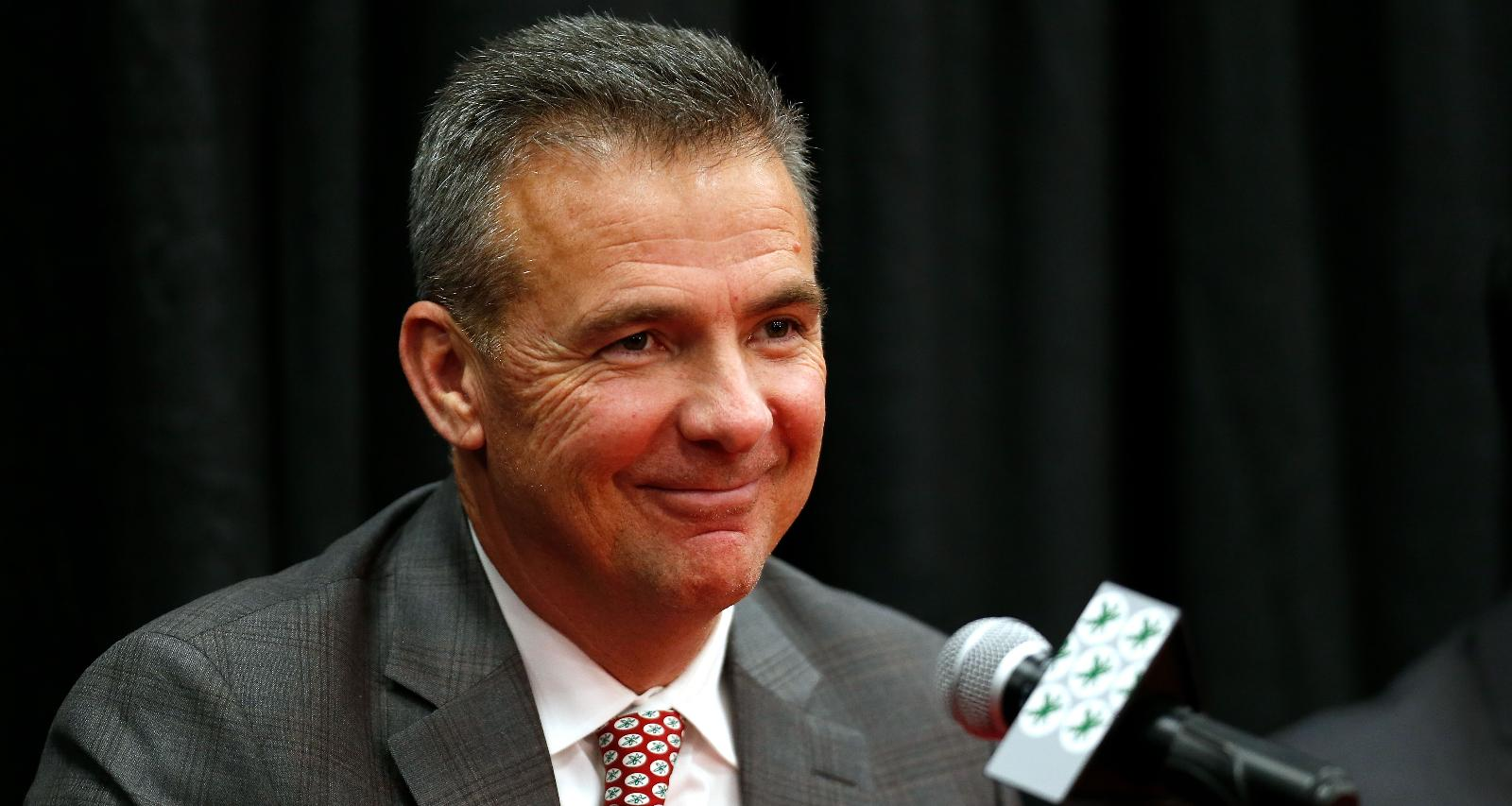 Ohio State Head Coach Urban Meyer Net Worth