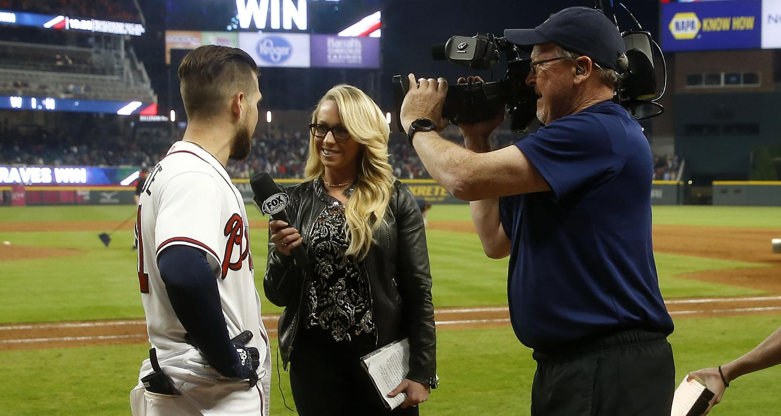 Kelsey Wingert Wiki: 3 Facts about the Fox Sports Reporter