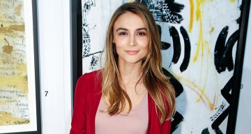 Samaire Armstrong in Lifetime Movies Deadly Excursion