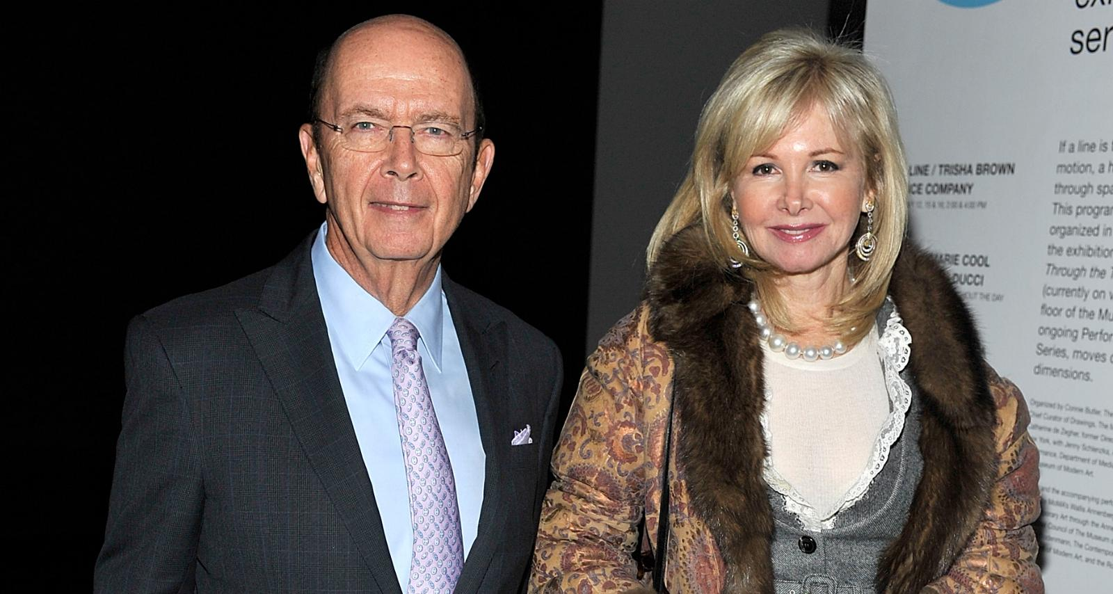 Facts about Wilbur Ross' wife Hilary Gear