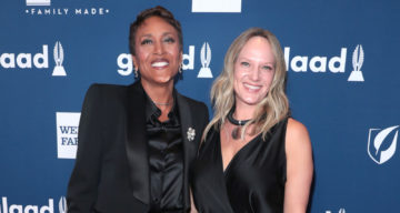 Amber Laign Wiki: Facts about Robin Roberts' Partner