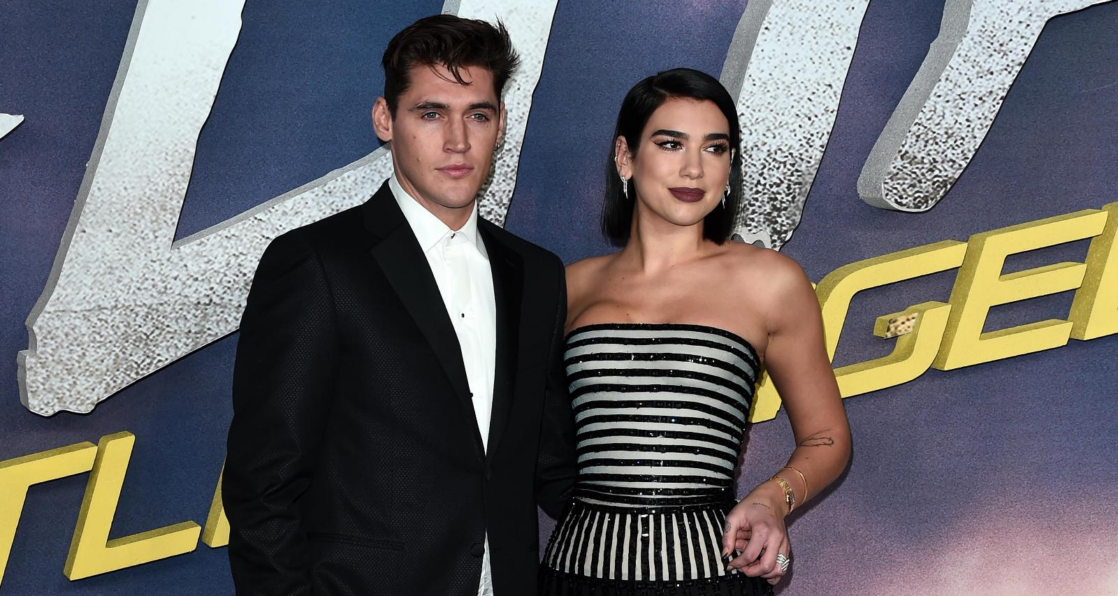 Facts about Dua Lipa's Boyfriend Isaac Carew