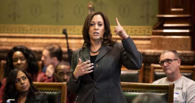 Is Kamala Harris Related To Jussie Smollett?