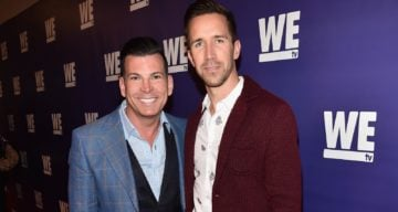 Joey Toth with David Tutera