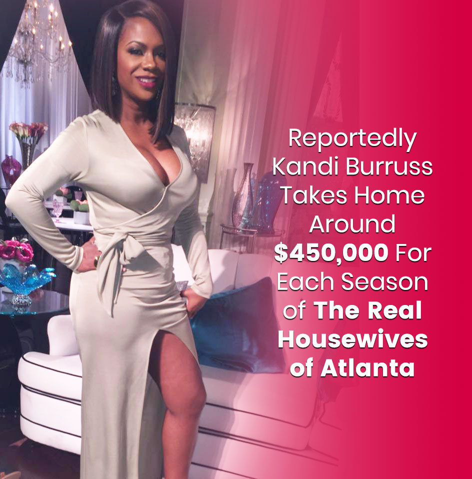 Kandi Burruss Earnings