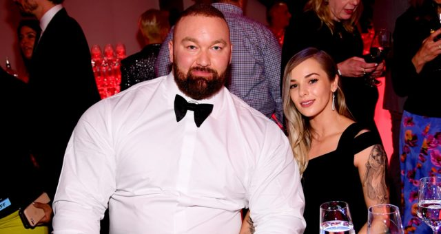 Kelsey Henson Wiki Facts about Hafþór Björnsson's Wife