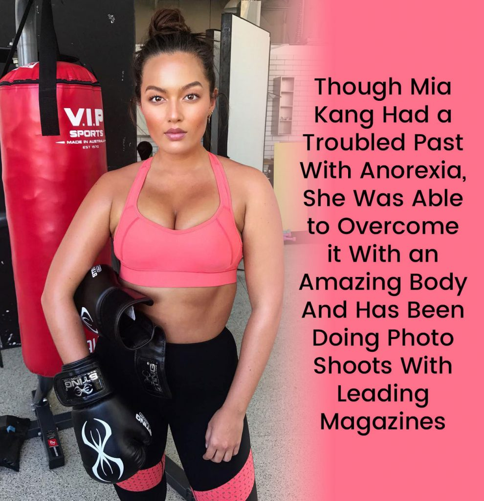 Mia Kang Troubled Past