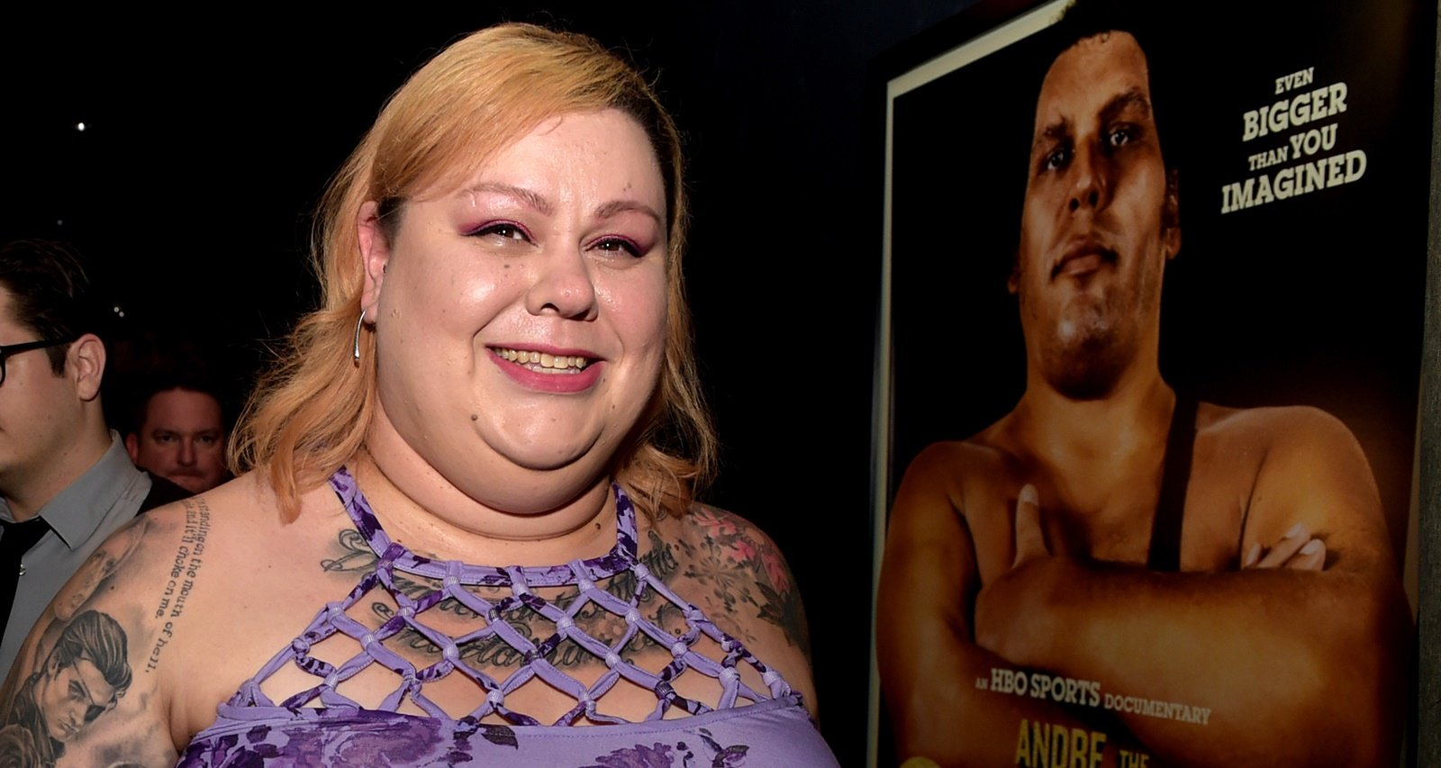 Robin Christensen Roussimoff Wiki, Facts About Andre The Giant Daughter