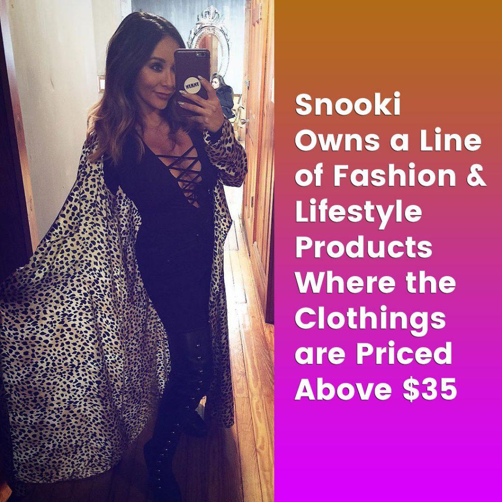 Snooki's Fashion Line