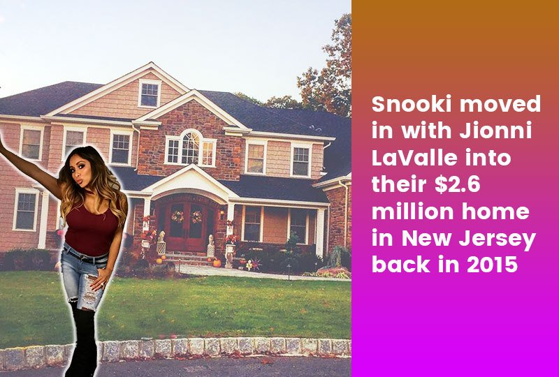 How Much Is My Car Worth >> Snooki's Estimated Net Worth in 2018 is $4 Million