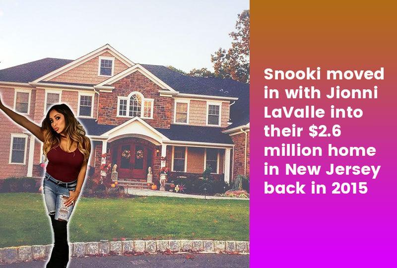 Snooki's House