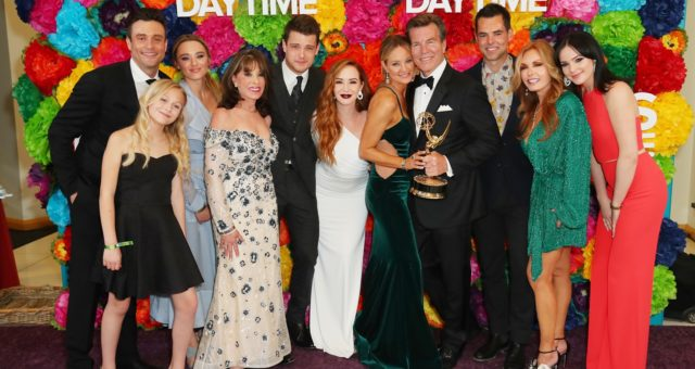 """Y&R"" Emmy Wins, Facts about Mark Grossman, Adam Newman on the show"