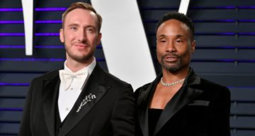 Billy Porter's Husband Adam Smith Wiki, Education, Family, Age and Facts To Know