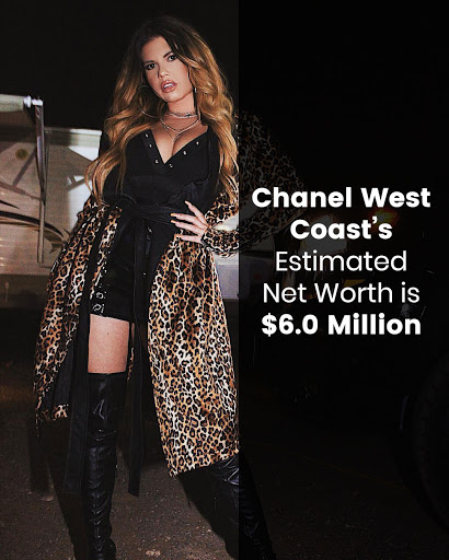 Chanel West Coast's net worth