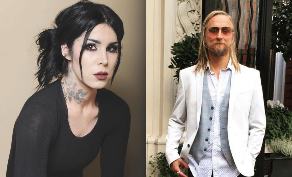 Kat Von D Removing Jesse James Tattoo - Us Weekly