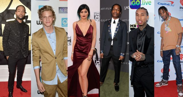 Kylie Jenner Dating Timeline