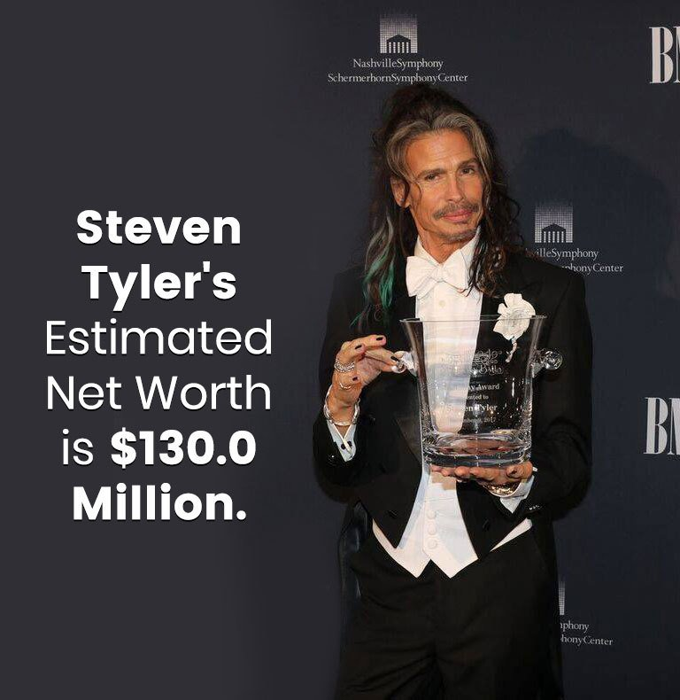 Steven Tyler's Net Worth