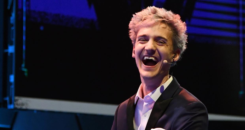 Tyler Ninja Blevins laugh