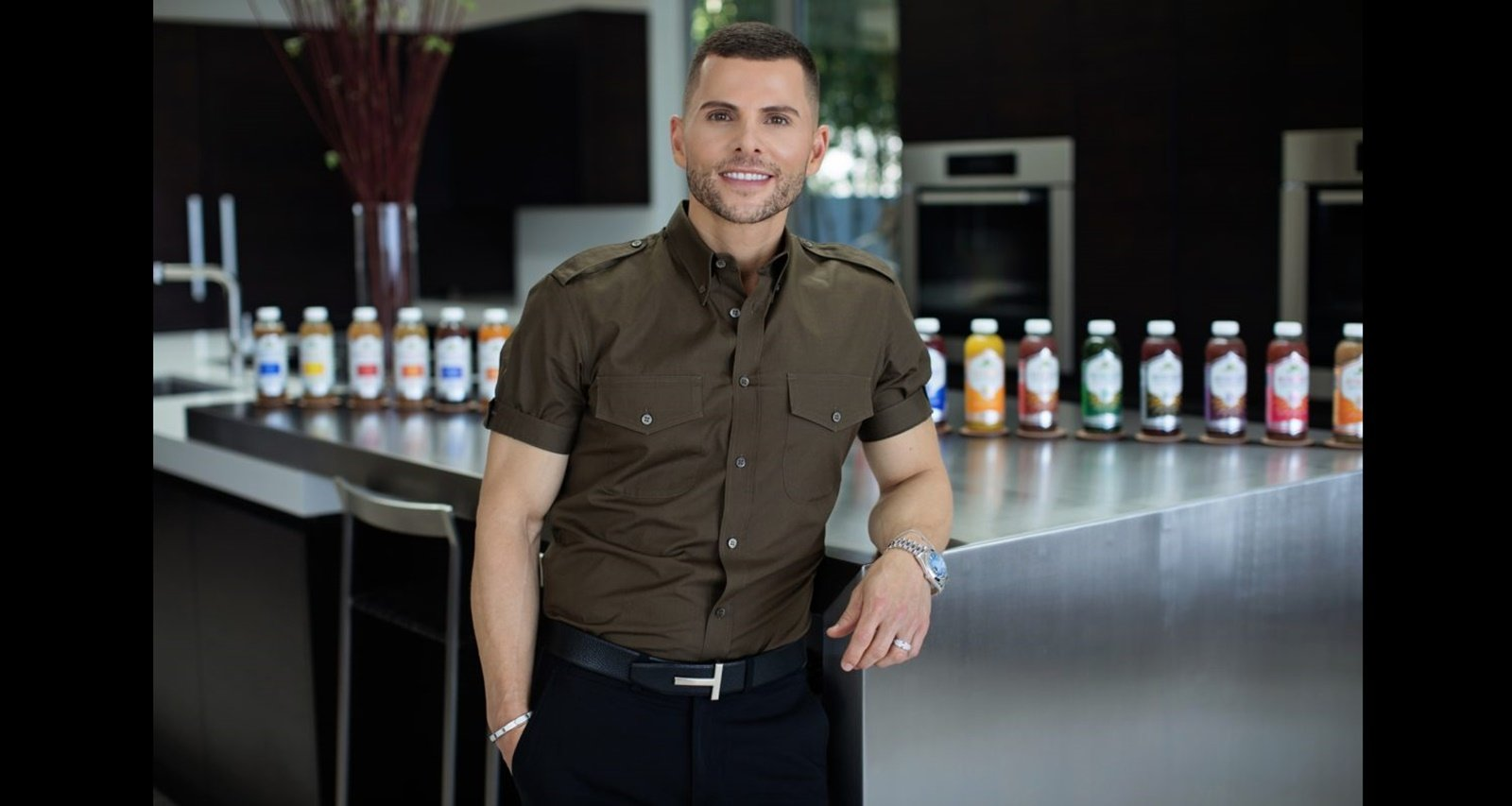 Who is GT Dave, Wiki, Age, Husband, Family and Facts About The Kombucha King