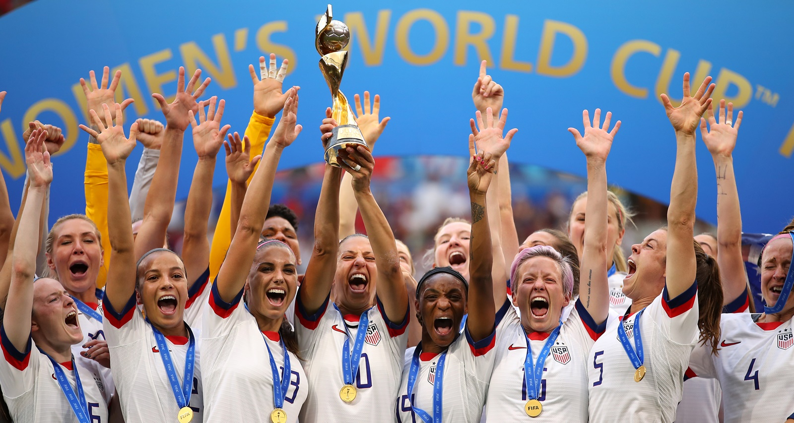 2019 World Cup Winners, U.S. Women's Soccer Team Net Worth List