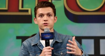 Here's What We Know About Tom Holland's Alleged Girlfriend, Olivia Bolton