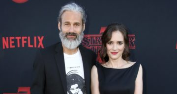 Scott Mackinlay Hahn Wiki, Facts To Know About Winona Ryder's Partner