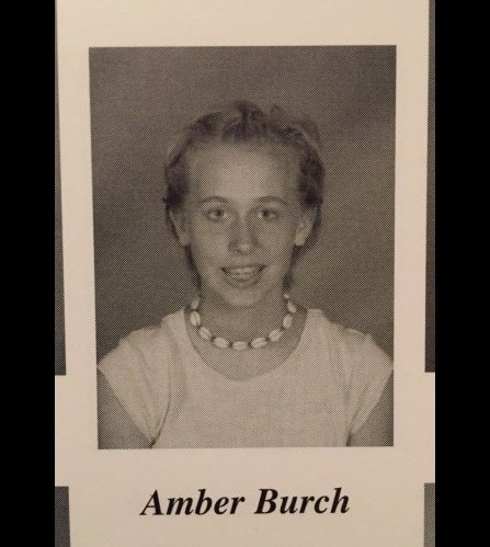 A Young Amber Burch