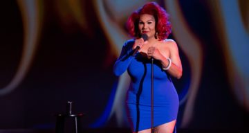 """Flame Monroe Wiki: Drag Queen Comedian On """"Tiffany Haddish Presents: They Ready"""""""