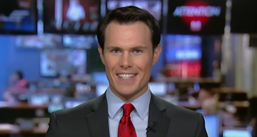 Garrett Tenney, The Fox News Journalist
