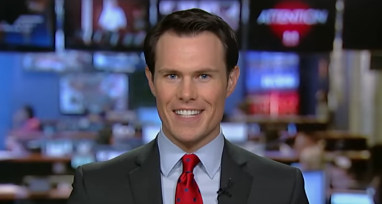 Garrett Tenney, The Fox News Journalist