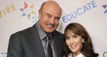 Is Dr. Phil Getting a Divorce From His Wife, Robin McGraw?