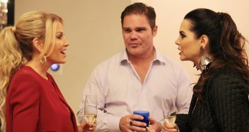 The Real Housewives of Dallas - Travis Hollman