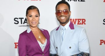 Who is Larenz Tate's Wife, Wiki, Kids and Facts About Tomasina Tate