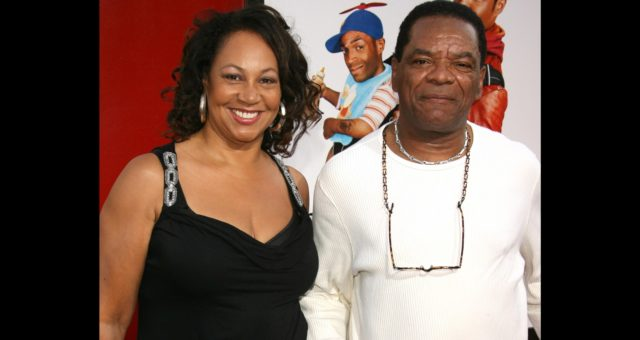 Angela Robinson-Witherspoon Wiki, Age, Kids & Facts About John Witherspoon's Wife