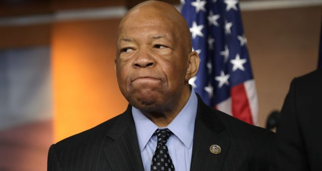 Elijah Cummings Net Worth at the Time of His Death in 2019