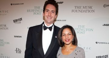 Ian O. Cameron Wiki, Age, Family, Education & Facts About Susan Rice's Husband