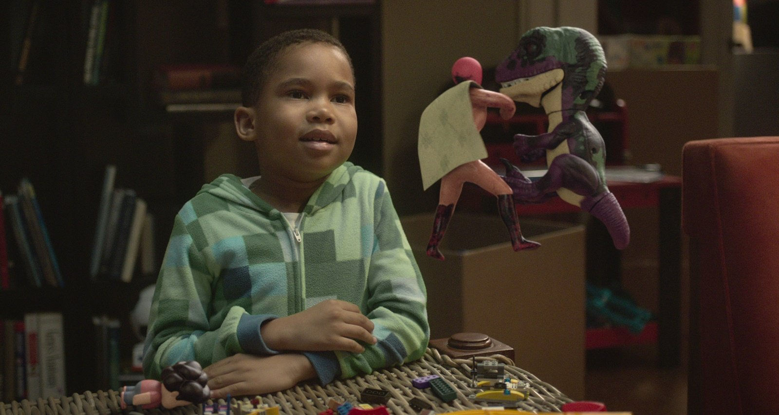 """Ja'Siah Young Wiki, Age, Family & Facts About the Child Artist from Netflix's """"Raising Dion"""""""