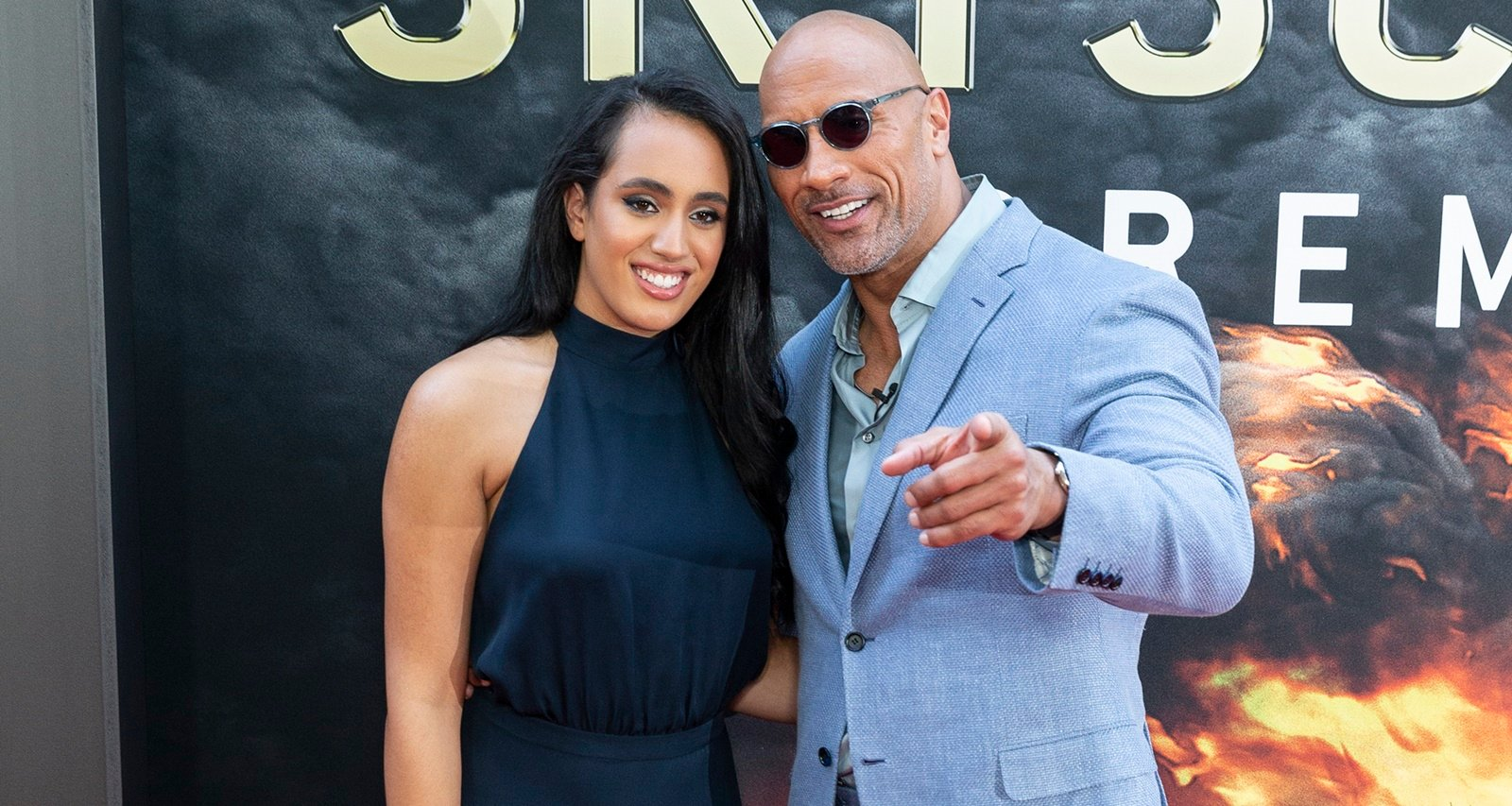 Simone Alexandra Johnson Wiki, Age and Facts About Dwayne Johnson's Daughter