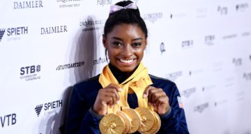 Stacey Ervin Jr. Wiki, Age, Career and Facts About Simone Biles' Boyfriend