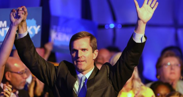 Who is Andy Beshear's Wife? Wiki and Facts About Britainy Beshear