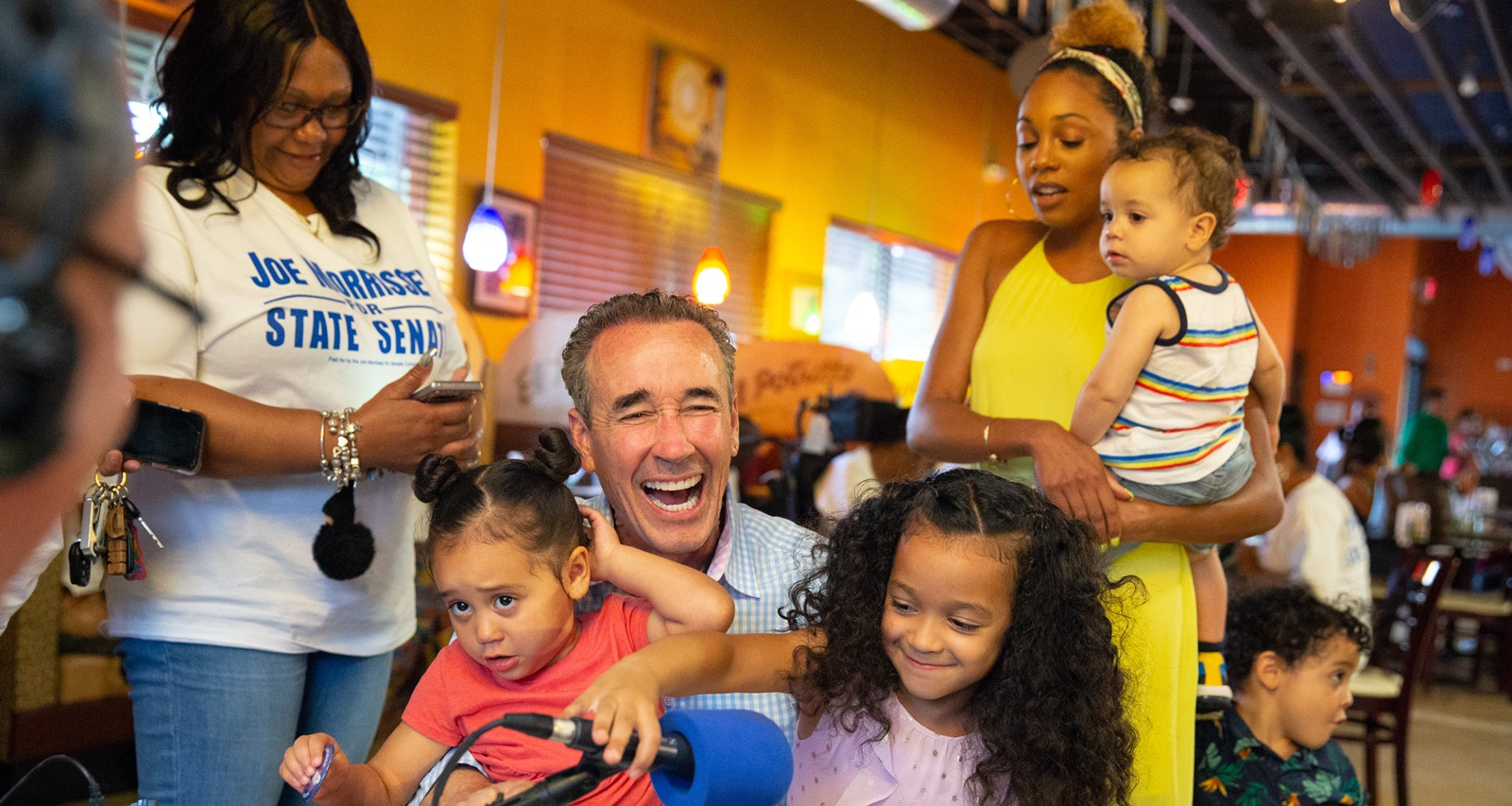 Joe Morrissey Wife: Myrna Pride Wiki, Age, Family and Facts To Know