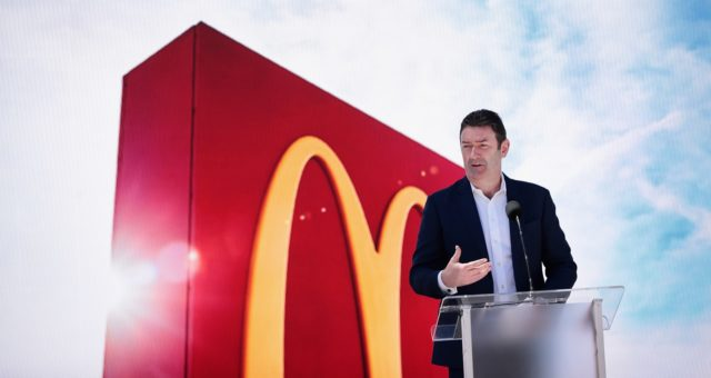 Steve Easterbrook Net Worth 2019: How Rich Is the McDonald's CEO When He Was Fired?