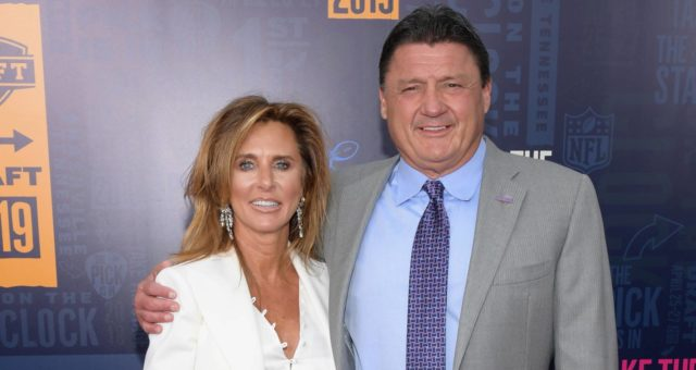 Ed Orgeron's Wife: Kelly Orgeron Wiki, Age, Family and Facts To Know