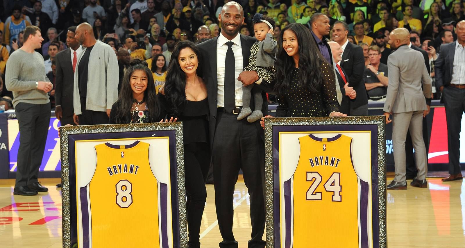 Kobe Bryant Kids, Kobe Bryant Son, Kobe Bryant Daughters