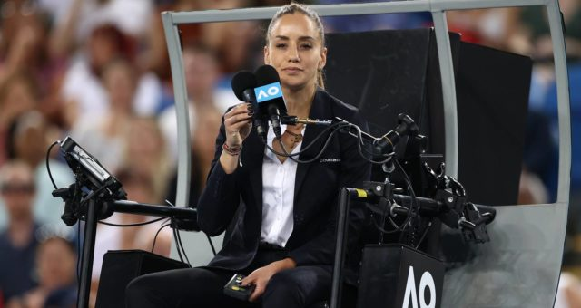Marijana Veljovic Wiki, Age, and Facts About the Chair Umpire Officiating Australian Open
