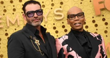 Who Is RuPaul's Husband? Georges LeBar Wiki, Age and Facts To Know