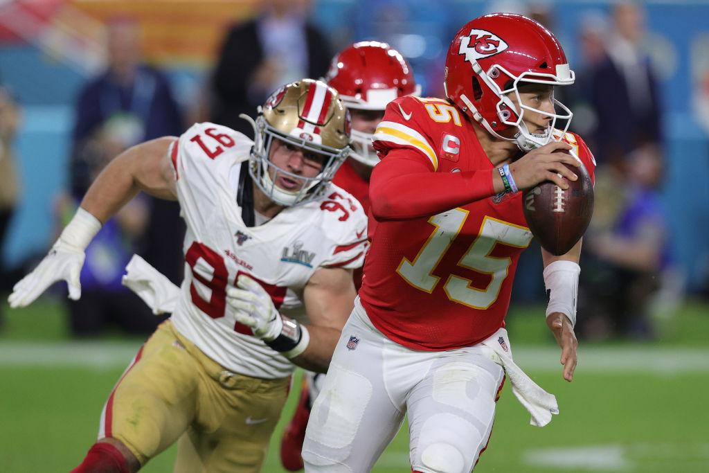 Super Bowl 2020: 49ers vs Kansas City Chiefs - WAGS