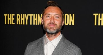 """Is Jude Law's Teeth Gap In The Movie """"Contagion"""" Real?"""