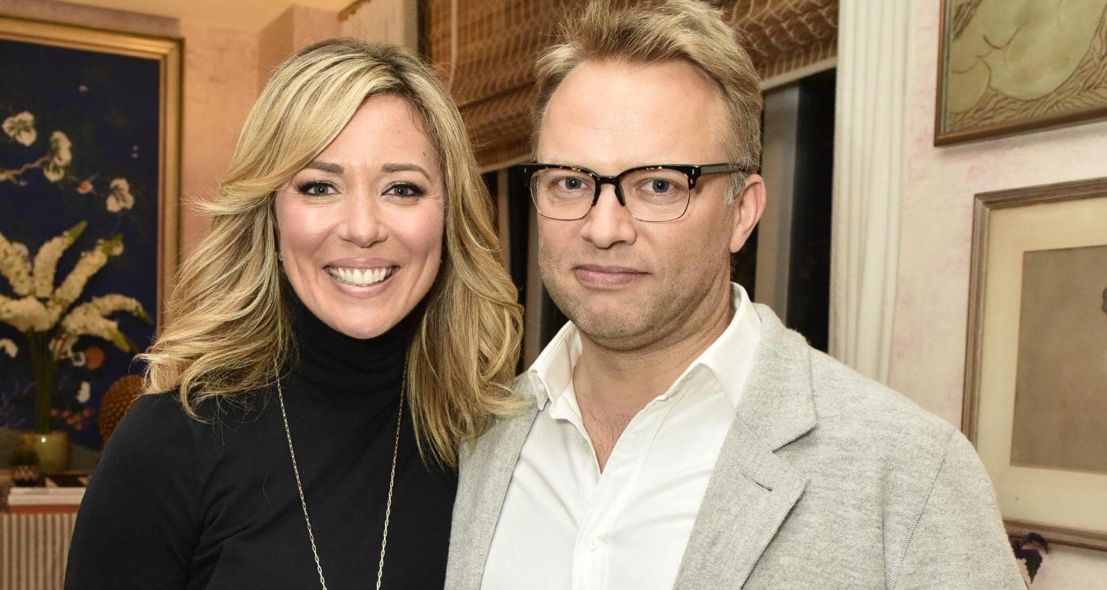 James Fletcher Wiki, Age, How They Met, Engagement, Wedding and Facts About CNN Anchor, Brooke Baldwin's Husband